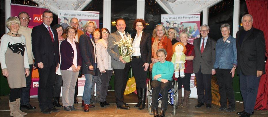CDU Frauen-Union Kreisverband Ahrweiler informiert sich Zu Besuch im Seniorenzentrum Maranatha