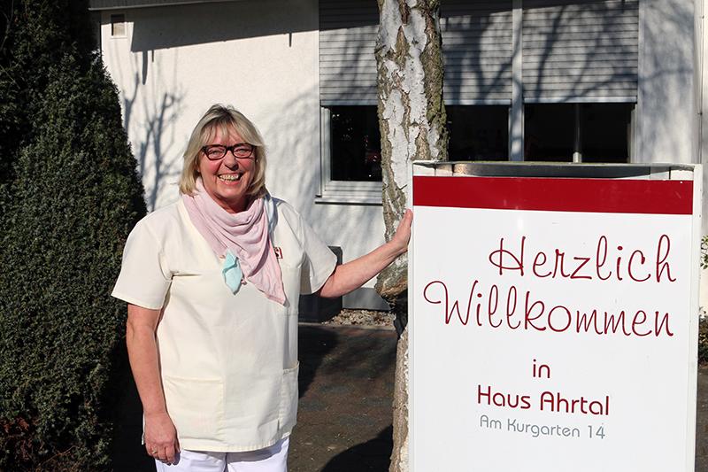 Von der Aushilfe zur stellvertretenden Pflegedienstleitung im SeniorenZentrum Maranatha: Anne Kluth