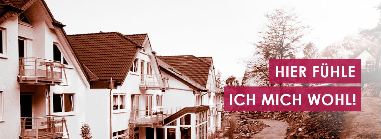 1974 wurde das Haus am Kurgarten 14 'Haus Ahrtal' gegründet. Maranatha SeniorenZentrum in Sinzig-Bad Bodendorf.
