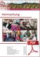 Maranatha Heimzeitung Ausgabe Ostern 2016