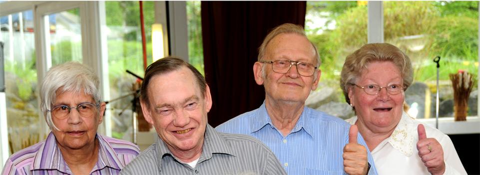 Die Qualität unserer Pflege messen wir an der Zufriedenheit der Bewohner. Maranatha SeniorenZentrum Bad Bodendorf.