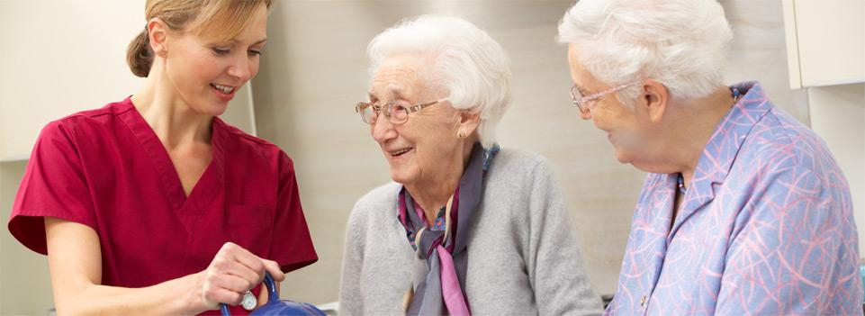 Die persönliche Betreuung und Pflege ist hirbei immer auf den individuellen Bedarf abgestimmt.