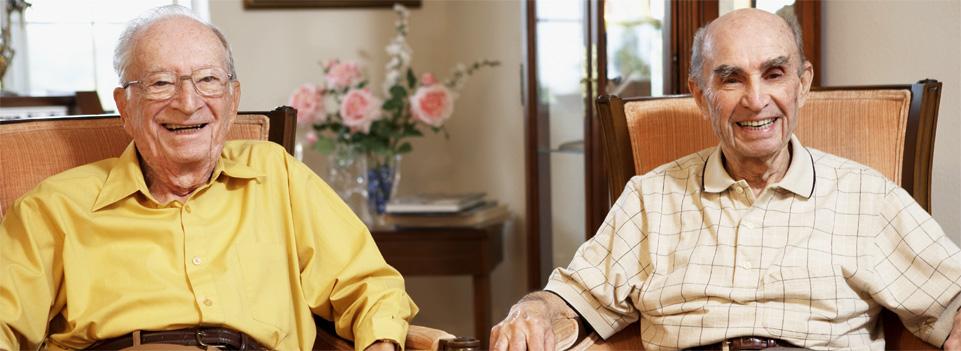 Unser Angebot für Betreutes Wohnen umfasst separate Appartements und Wohnungen im Maranatha SeniorenZentrum in Bad Bodendorf.