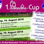 Erster Maranatha-Cup steht an