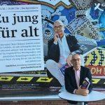 Zu jung für alt - Autorenlesung mit Dieter Bednarz