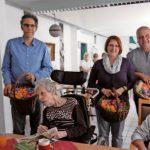 Gelungene Überraschung für Senioren