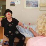 Pantomime mit Frau Levsen