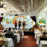 Bewohner des Maranatha feierten Erntedank