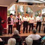 Seniorentheater - Die Bühnengeister