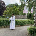 Gartengottesdienst mit Pastor Werner