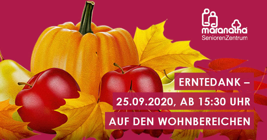 Veranstaltungen im September 2020