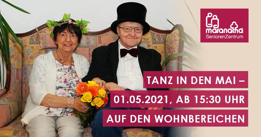 Veranstaltungen im Mai 2021