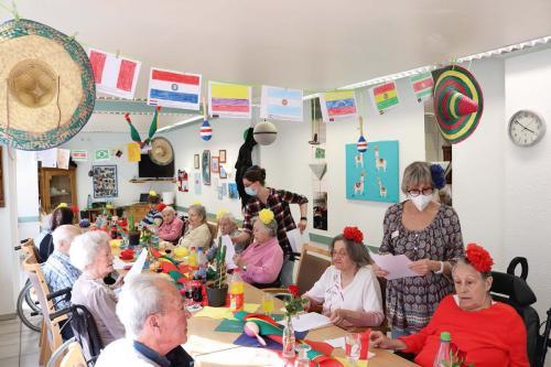 Maranatha Fiesta Mexicana in Haus 1