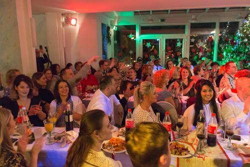 Maranatha Personalweihnachtsfeier 2019
